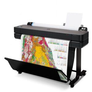 HP Designjet T630 36 Zoll A0 Plotter